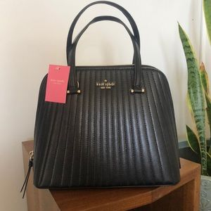 KATE SPADE ♠️ Medium Dome Satchel